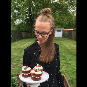 gewoon cupcake recept