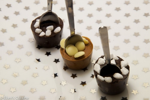 Chocolademelksticks