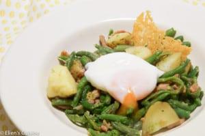 Salade liegeoise
