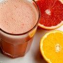 Citrus-aardbei smoothie-1