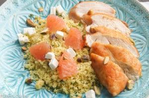 couscoussalade met kip en pompelmoes-1