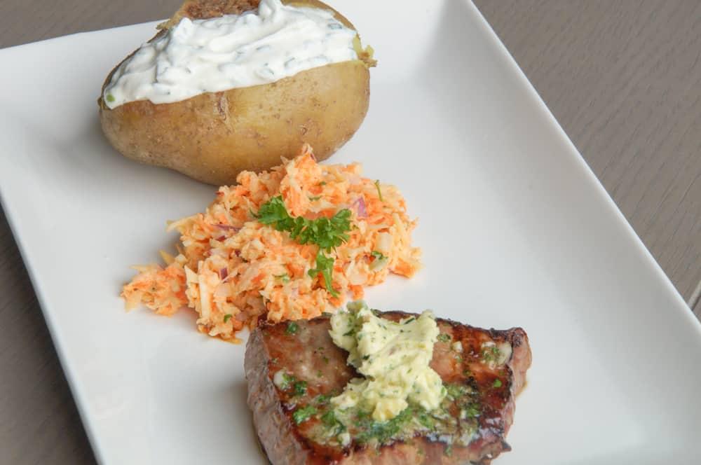 bbq steak coleslaw aardappel-3