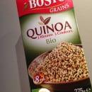 Quiche met tomaten, spinazie en geitenkaas met quinoakorst