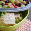 boterham met avocado-ei salade