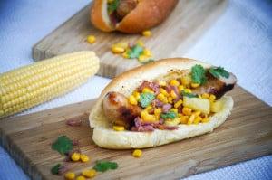 goutmet hotdog