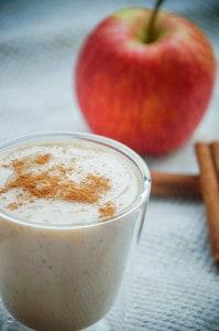 appeltaart smoothie