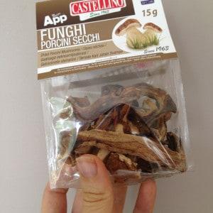 herfstrisotto met paddenstoelen