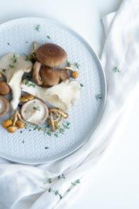 Risotto paddenstoelen-1