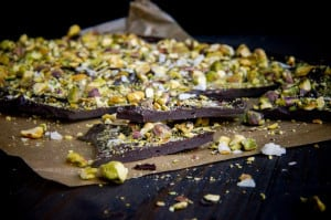 Falksalt Chocolade-pistache