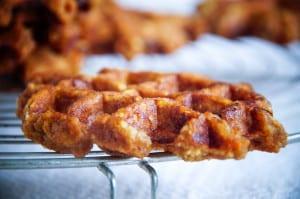 zoete aardappel wafels-1