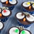Uilen cupcakes