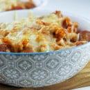 pasta ovenschotel met chipolata