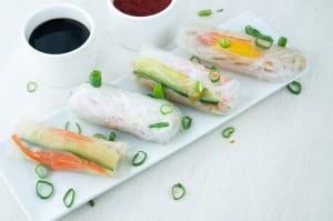 spring rolls met tonijnsla-4
