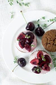 Kers-choc cupcakes-5