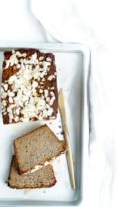 Glutenvrij bananenbrood