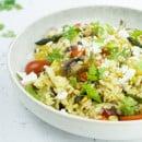 risoni salade met geroosterde groenten re-2