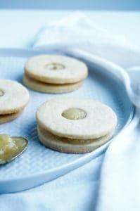 Linzer koekjes bananenjam-1