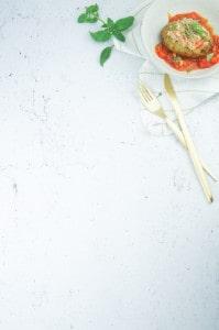 Aardappel met tonijn tomatensaus-2