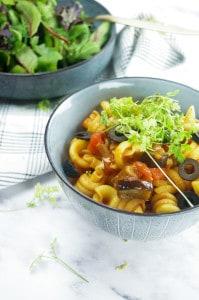 Pasta groentenragu-1
