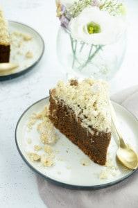 Chocolade koffie cake-1