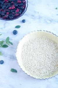Blauwe bessen taart-1