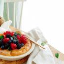 Glutenvrije ovenpannenkoek