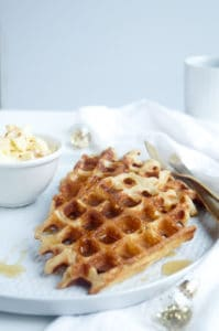 Gingerbread wafels-4