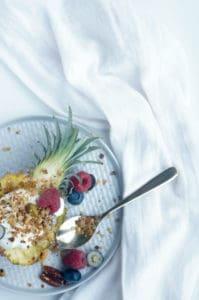 Granola met chai kruiden