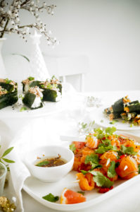 Sushi hapjes