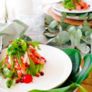 Ceviche van zalm