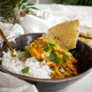 Kabeljauw curry