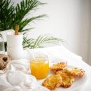Kokoskoekjes met ananas