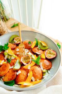 Kokos pannenkoeken