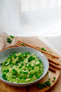 3x groente dips