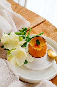 8x gevulde eieren