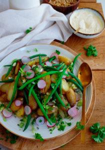 Aardappelsalade met aioli