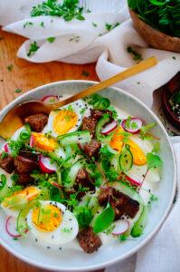 8x  zomerse salades