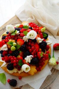 Eton Mess taart