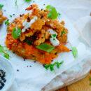Courgette taco's met kalkoen