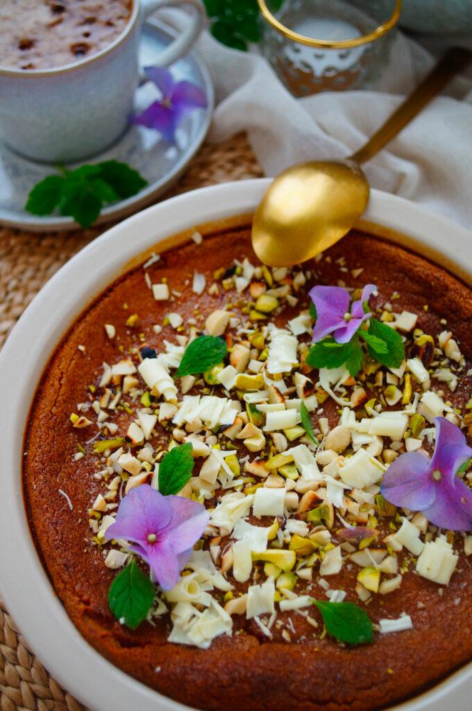 Bannoffee pudding