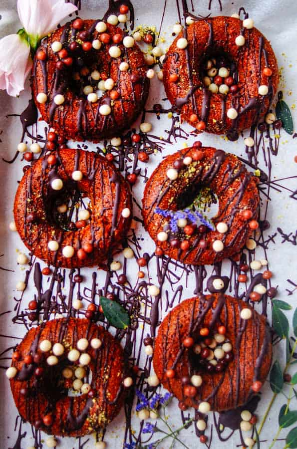 Havermout donuts